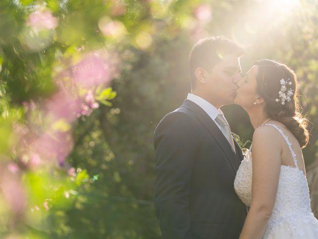 Le nozze di Giusy e Rosario
