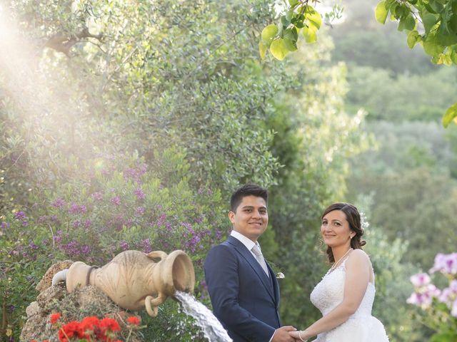 Il matrimonio di Rosario e Giusy a Salerno, Salerno 74