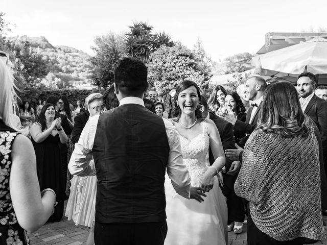 Il matrimonio di Rosario e Giusy a Salerno, Salerno 76