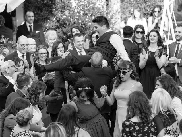 Il matrimonio di Rosario e Giusy a Salerno, Salerno 78