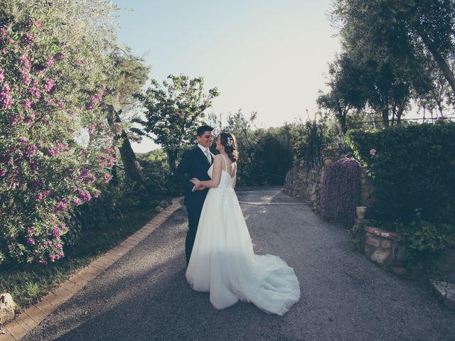 Il matrimonio di Rosario e Giusy a Salerno, Salerno 80