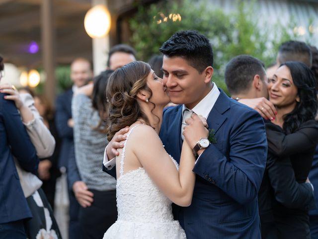 Il matrimonio di Rosario e Giusy a Salerno, Salerno 85