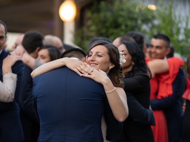 Il matrimonio di Rosario e Giusy a Salerno, Salerno 86