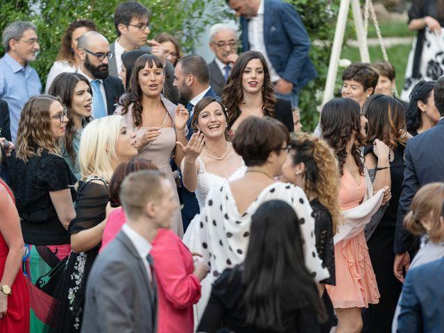 Il matrimonio di Rosario e Giusy a Salerno, Salerno 87