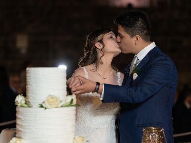 Il matrimonio di Rosario e Giusy a Salerno, Salerno 92