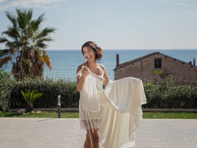 Il matrimonio di Francesco e Marianna a Grottammare, Ascoli Piceno 9