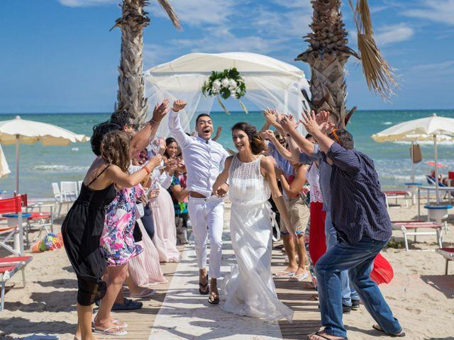 Il matrimonio di Francesco e Marianna a Grottammare, Ascoli Piceno 1