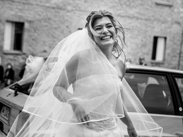 Il matrimonio di Alessandro e Tania a San Marino, San Marino 28