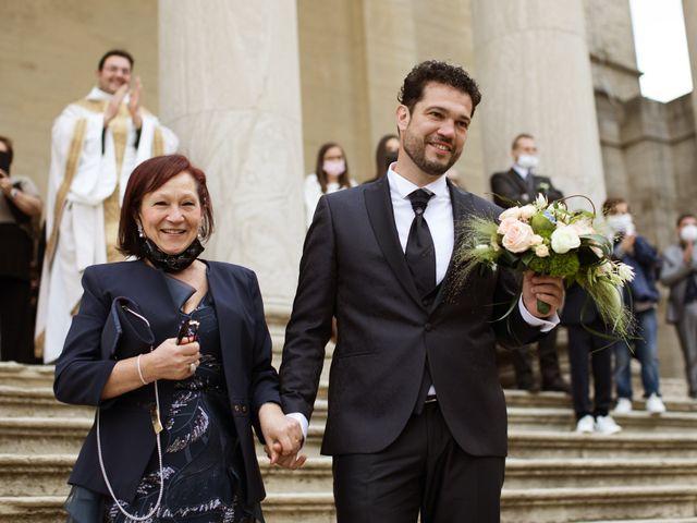 Il matrimonio di Alessandro e Tania a San Marino, San Marino 30