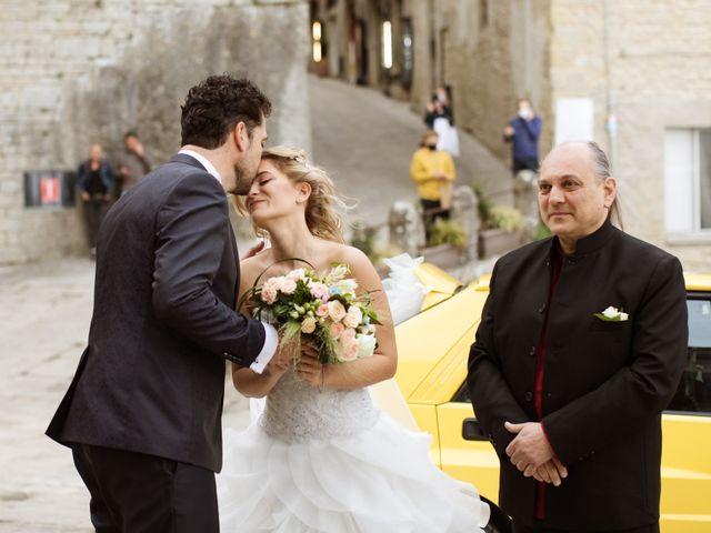 Il matrimonio di Alessandro e Tania a San Marino, San Marino 32