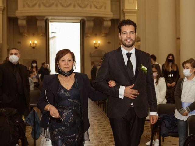 Il matrimonio di Alessandro e Tania a San Marino, San Marino 33
