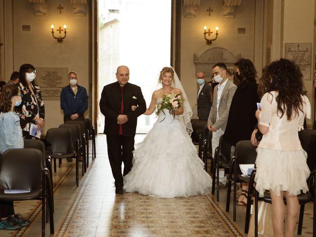 Il matrimonio di Alessandro e Tania a San Marino, San Marino 34