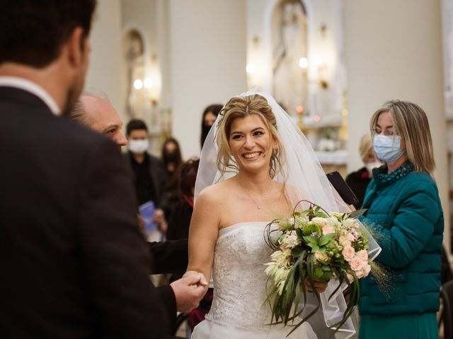 Il matrimonio di Alessandro e Tania a San Marino, San Marino 35