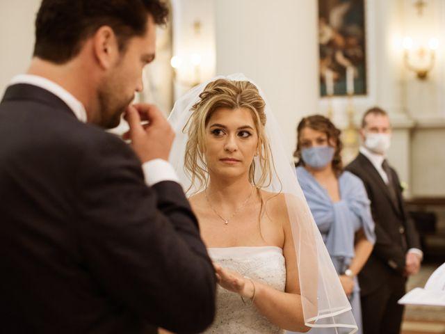 Il matrimonio di Alessandro e Tania a San Marino, San Marino 39