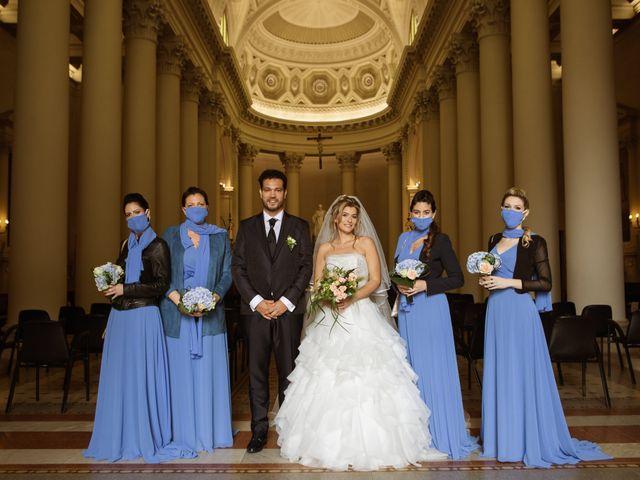 Il matrimonio di Alessandro e Tania a San Marino, San Marino 48