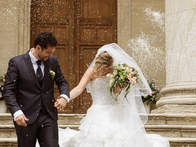 Il matrimonio di Alessandro e Tania a San Marino, San Marino 50