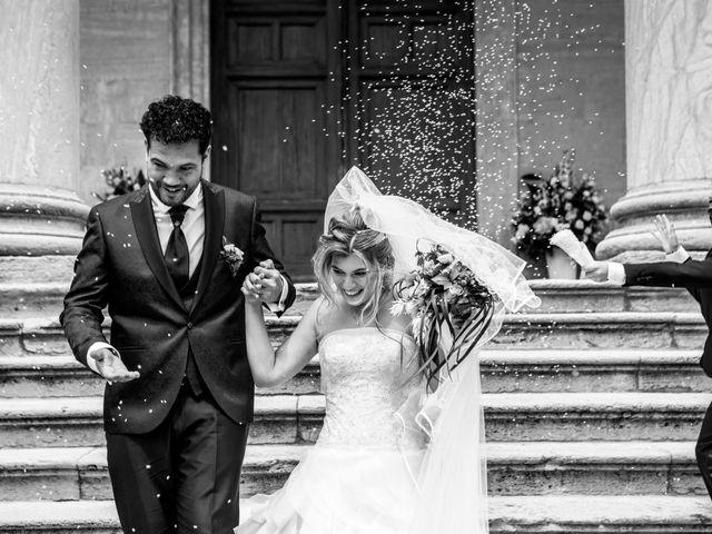 Il matrimonio di Alessandro e Tania a San Marino, San Marino 51