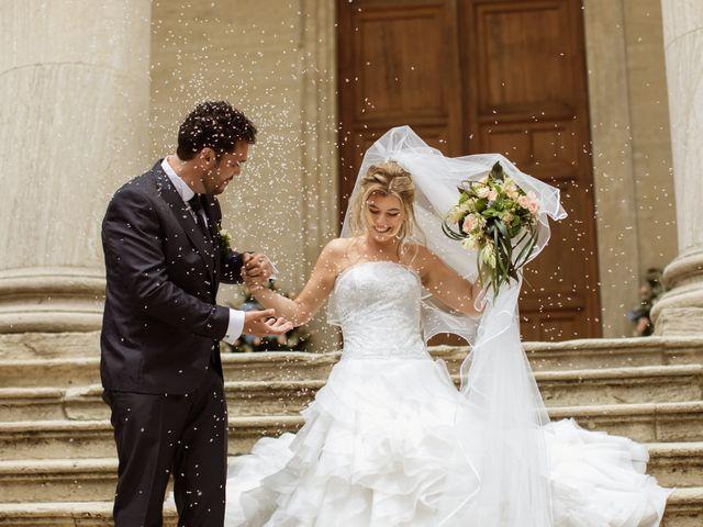 Il matrimonio di Alessandro e Tania a San Marino, San Marino 52