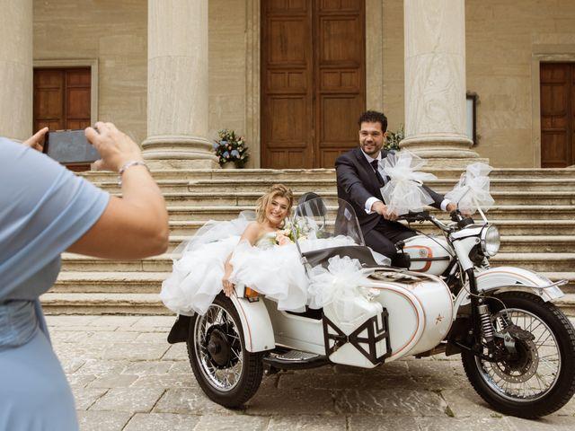 Il matrimonio di Alessandro e Tania a San Marino, San Marino 53