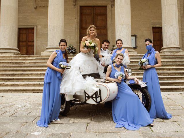 Il matrimonio di Alessandro e Tania a San Marino, San Marino 54