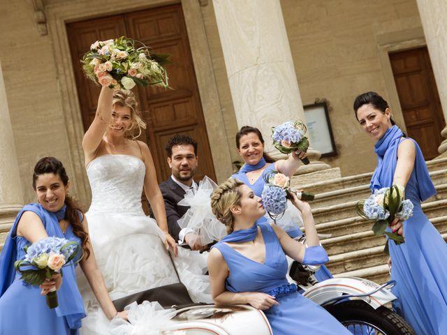 Il matrimonio di Alessandro e Tania a San Marino, San Marino 55