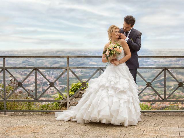 Il matrimonio di Alessandro e Tania a San Marino, San Marino 57