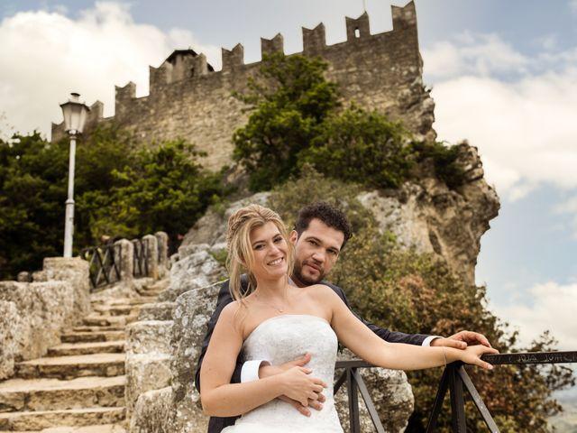 Il matrimonio di Alessandro e Tania a San Marino, San Marino 65