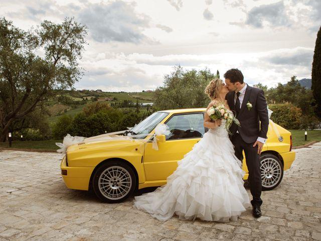 Il matrimonio di Alessandro e Tania a San Marino, San Marino 69
