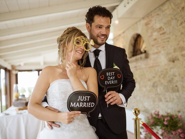 Il matrimonio di Alessandro e Tania a San Marino, San Marino 73