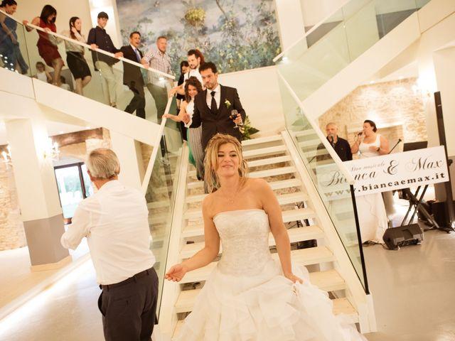 Il matrimonio di Alessandro e Tania a San Marino, San Marino 80