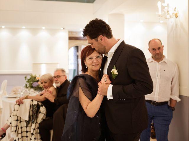 Il matrimonio di Alessandro e Tania a San Marino, San Marino 81
