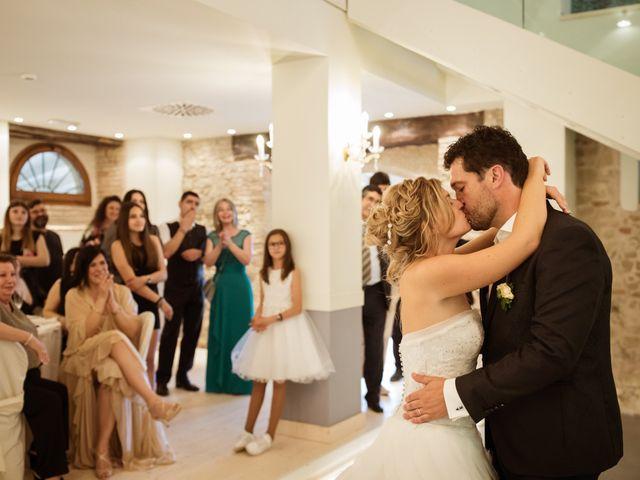 Il matrimonio di Alessandro e Tania a San Marino, San Marino 83