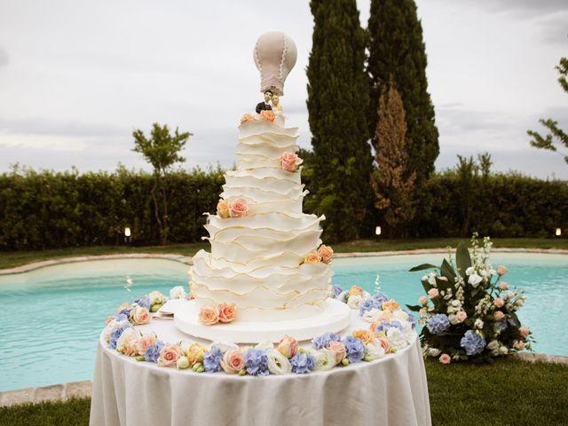 Il matrimonio di Alessandro e Tania a San Marino, San Marino 86