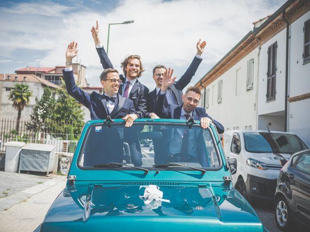 Il matrimonio di Luca e Simona a Treiso, Cuneo 3