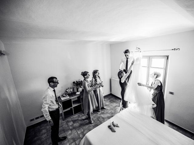 Il matrimonio di Luca e Simona a Treiso, Cuneo 14