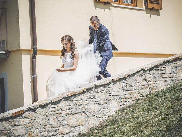 Il matrimonio di Luca e Simona a Treiso, Cuneo 15