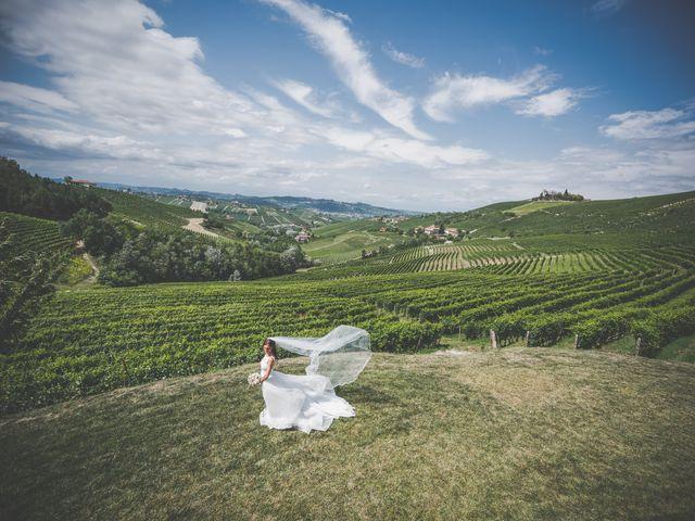 Il matrimonio di Luca e Simona a Treiso, Cuneo 16