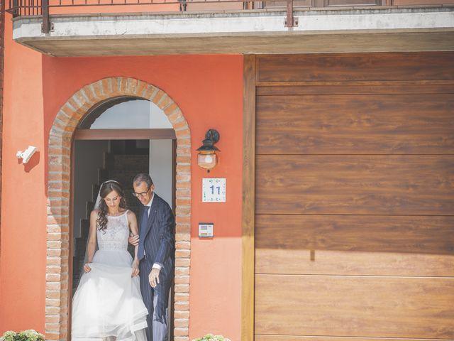Il matrimonio di Luca e Simona a Treiso, Cuneo 18