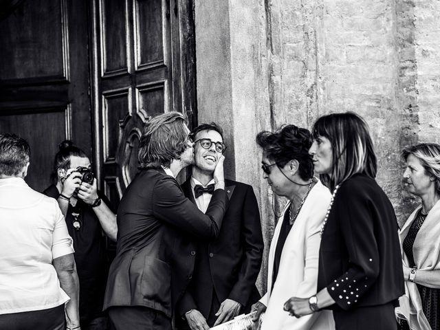 Il matrimonio di Luca e Simona a Treiso, Cuneo 21