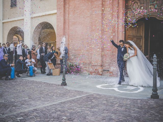 Il matrimonio di Luca e Simona a Treiso, Cuneo 24