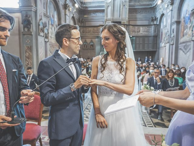 Il matrimonio di Luca e Simona a Treiso, Cuneo 25