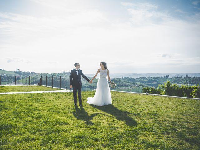 Il matrimonio di Luca e Simona a Treiso, Cuneo 28