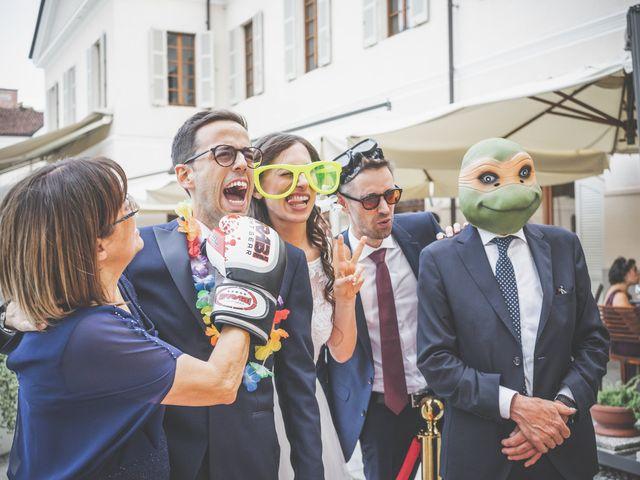 Il matrimonio di Luca e Simona a Treiso, Cuneo 31