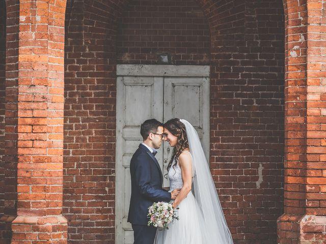 Il matrimonio di Luca e Simona a Treiso, Cuneo 1