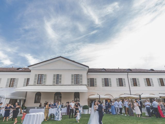 Il matrimonio di Luca e Simona a Treiso, Cuneo 37