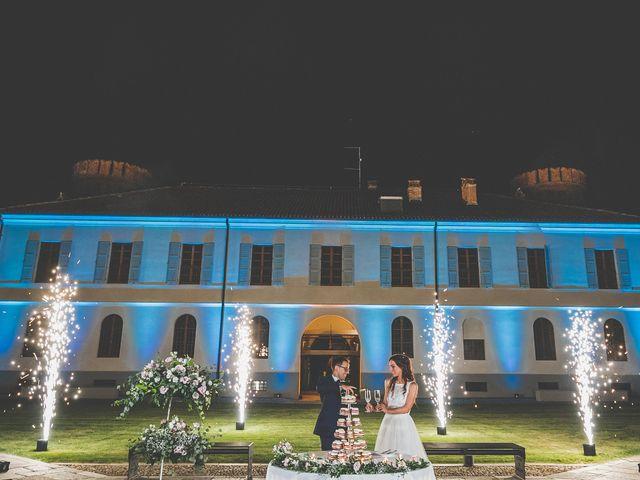 Il matrimonio di Luca e Simona a Treiso, Cuneo 39