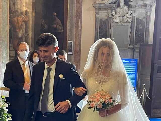 Il matrimonio di Pierluigi e Marika a Roma, Roma 1