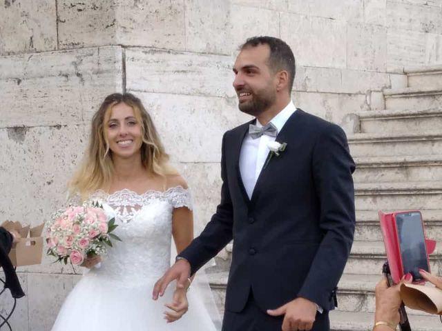 Il matrimonio di Pierluigi e Marika a Roma, Roma 3