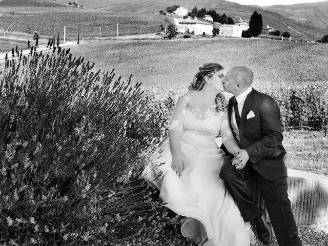 Le nozze di Elena e Sandro