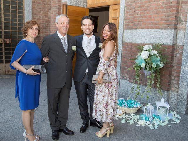 Il matrimonio di Davide e Elena a Monza, Monza e Brianza 7